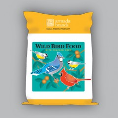 Bird feed package design