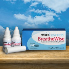 BreatheWise package design