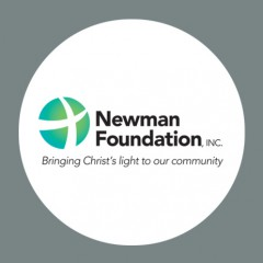 Newman Foundation logo design