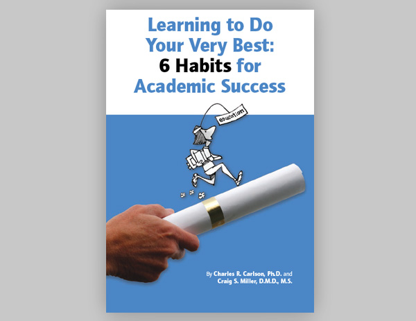 Study habits book design